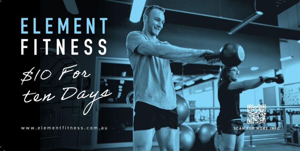 Gym Nunawading - $10 for 10 Days